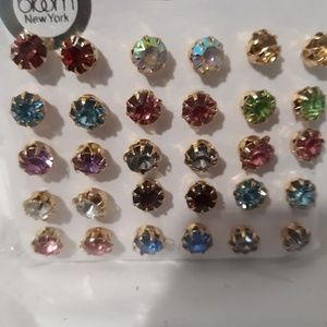 Bloom New York Earring lot of 15 pack